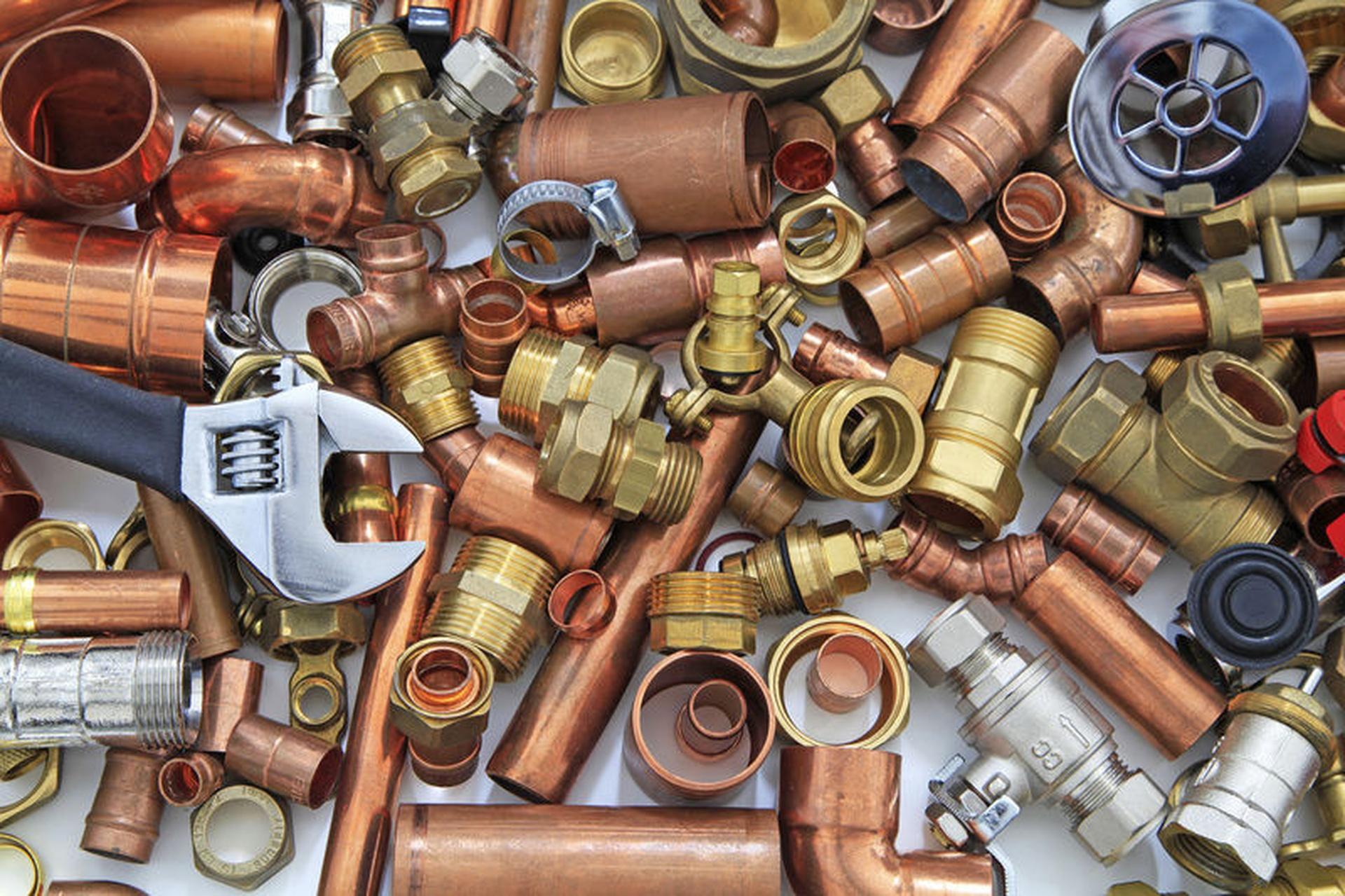 Цветной лом - сдать дорого - компания Metallic